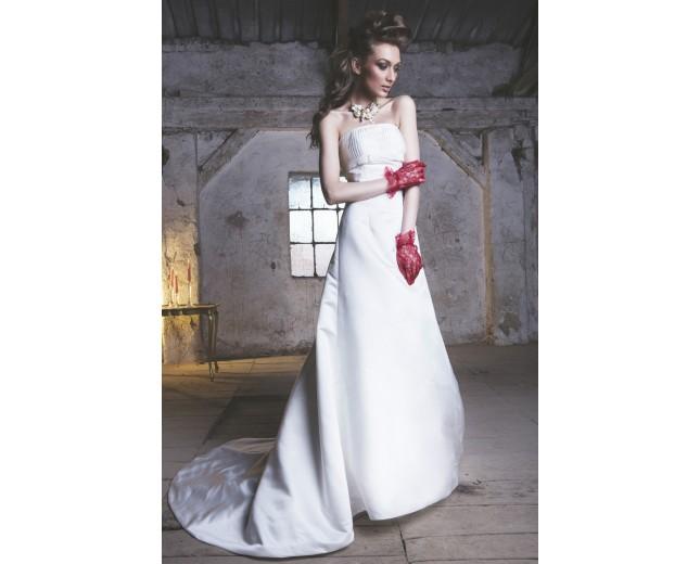 Rochie de mireasa Inez