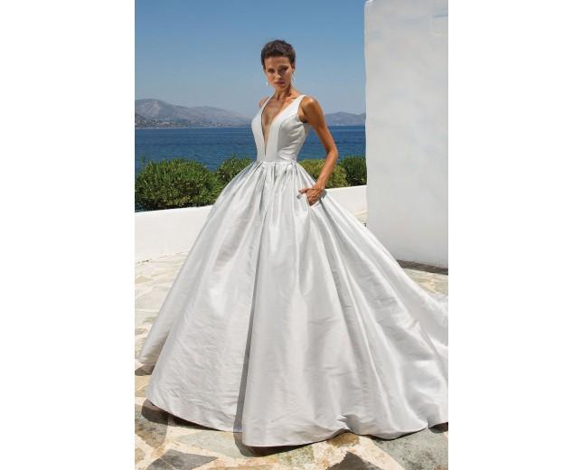 Rochie de mireasa Justin Alexander Silk Dupion Ball Gown