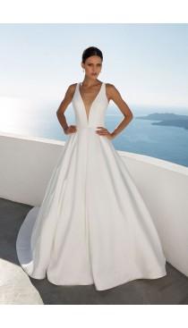 Rochie de mireasa Justin Alexander Mikado Ball Gown
